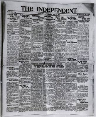 Grimsby Independent, 3 Jun 1931