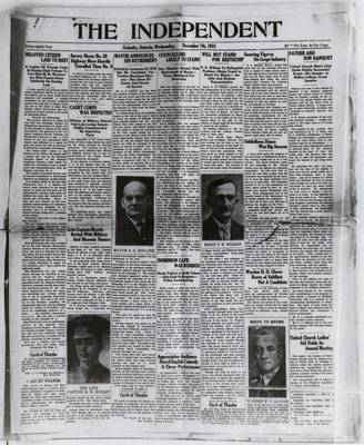 Grimsby Independent (18851105), 7 Dec 1932