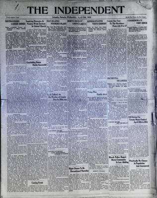 Grimsby Independent, 12 Apr 1933