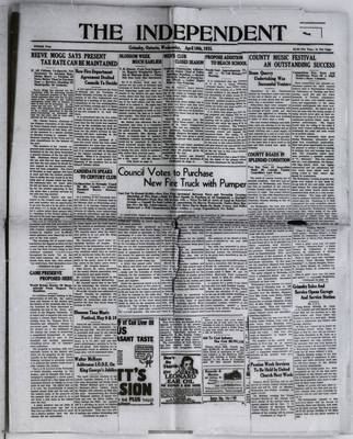 Grimsby Independent, 10 Apr 1935