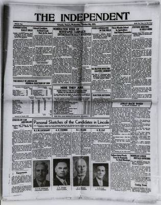 Grimsby Independent, 9 Oct 1935
