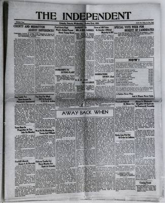 Grimsby Independent, 23 Oct 1935