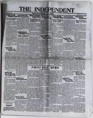 Grimsby Independent, 3 Jun 1936