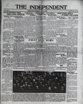 Grimsby Independent, 1 Jul 1936
