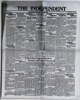 Grimsby Independent, 15 Jul 1936