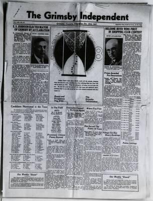 Grimsby Independent, 30 Dec 1937