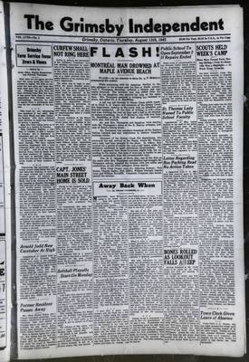 Grimsby Independent, 13 Aug 1942