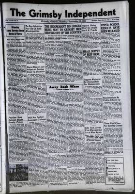 Grimsby Independent, 10 Sep 1942