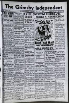 Grimsby Independent, 3 Dec 1942