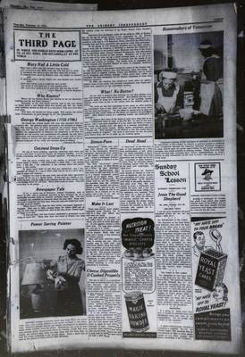 Grimsby Independent, 18 Feb 1943