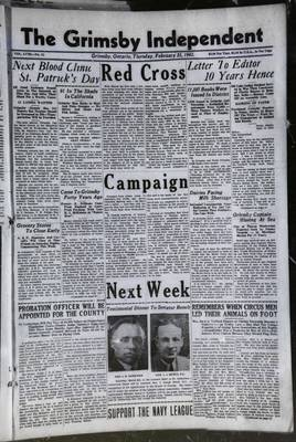 Grimsby Independent, 25 Feb 1943