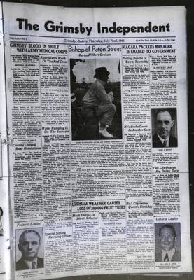 Grimsby Independent, 22 Jul 1943