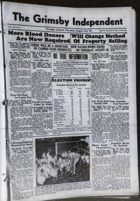 Grimsby Independent, 12 Aug 1943