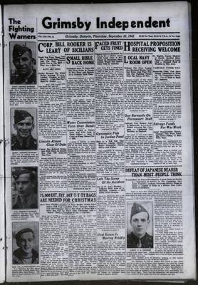 Grimsby Independent, 23 Sep 1943