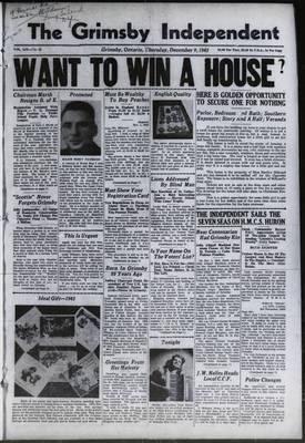 Grimsby Independent, 9 Dec 1943