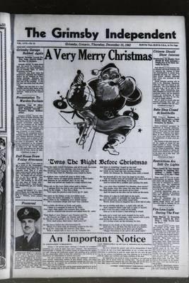 Grimsby Independent, 23 Dec 1943