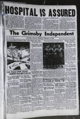 Grimsby Independent, 10 Feb 1944