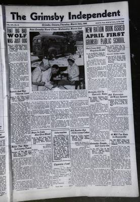 Grimsby Independent, 16 Mar 1944