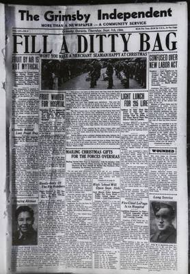 Grimsby Independent, 7 Sep 1944