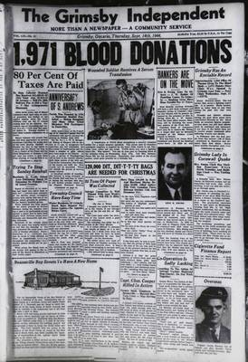 Grimsby Independent, 14 Sep 1944