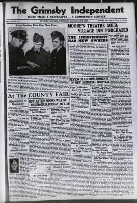 Grimsby Independent, 12 Oct 1944