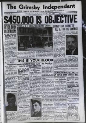 Grimsby Independent, 19 Oct 1944