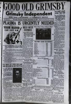 Grimsby Independent, 16 Nov 1944