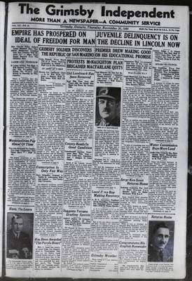 Grimsby Independent, 30 Nov 1944