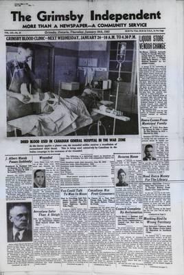 Grimsby Independent, 18 Jan 1945