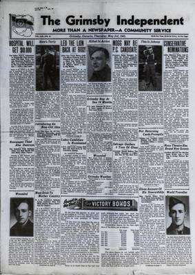 Grimsby Independent, 3 May 1945