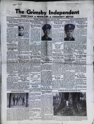 Grimsby Independent, 21 Jun 1945