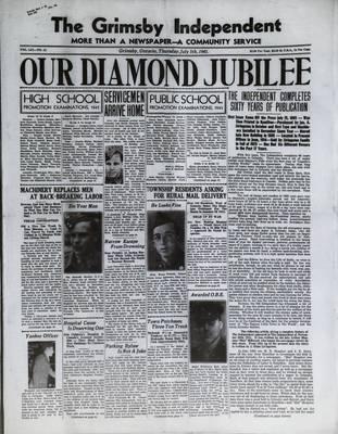 Grimsby Independent, 5 Jul 1945