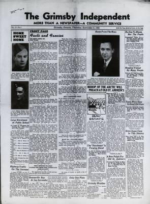Grimsby Independent, 6 Sep 1945