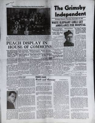 Grimsby Independent, 20 Sep 1945
