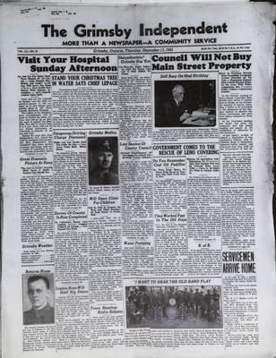 Grimsby Independent, 13 Dec 1945