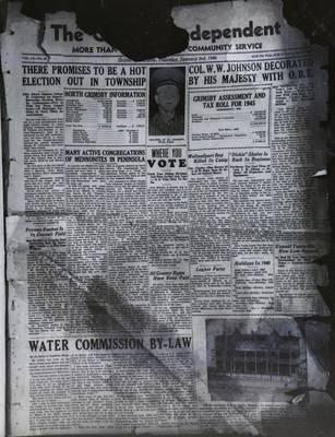 Grimsby Independent, 3 Jan 1946