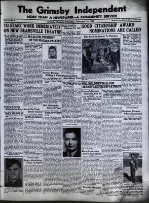 Grimsby Independent, 7 Feb 1946