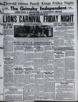 Grimsby Independent, 5 Dec 1946