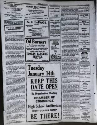 Grimsby Independent, 9 Jan 1947