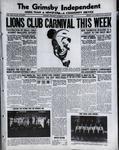 Grimsby Independent3 Jul 1947