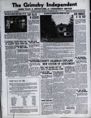 Grimsby Independent, 2 Oct 1947