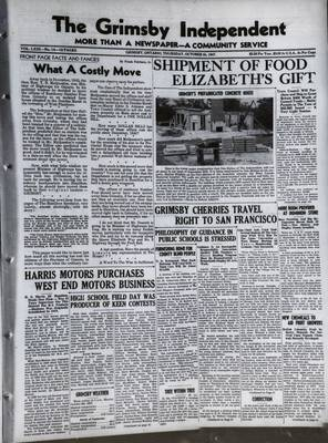 Grimsby Independent, 9 Oct 1947