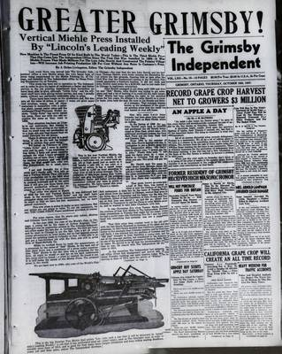 Grimsby Independent, 16 Oct 1947