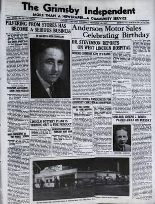 Grimsby Independent, 11 Dec 1947