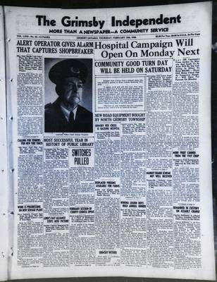 Grimsby Independent, 19 Feb 1948
