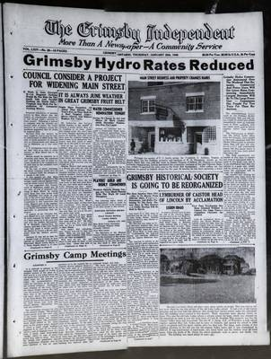 Grimsby Independent, 20 Jan 1949