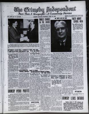 Grimsby Independent, 7 Apr 1949