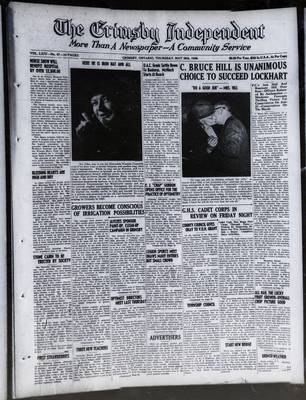 Grimsby Independent, 26 May 1949