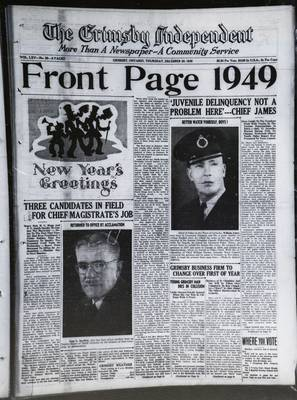 Grimsby Independent, 29 Dec 1949