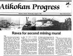 Mining Mural-The Atikokan Progress (1992)